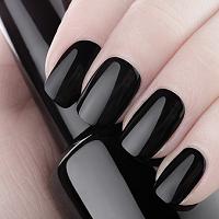 nailpolish-black